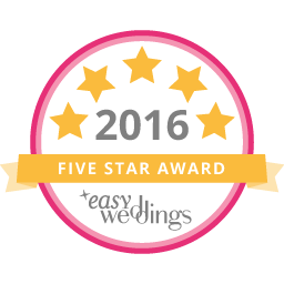Easy Weddings 5 star rating