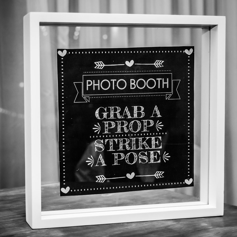 All in one photography photobooth and video package